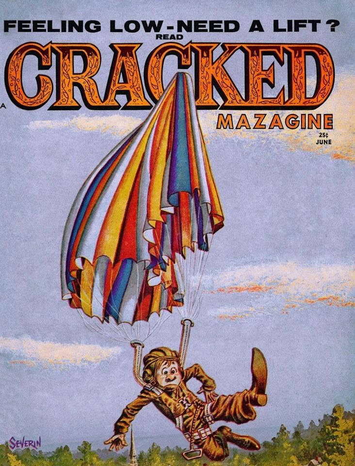 Cracked #36 • USA