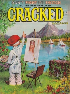 Cracked #38 • USA