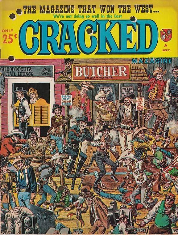 Cracked #39 • USA