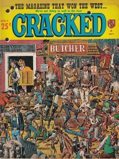 Go to Cracked #39 • USA