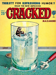 Cracked #40 • USA