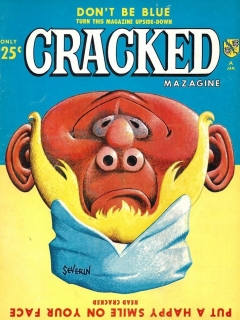 Go to Cracked #41 • USA
