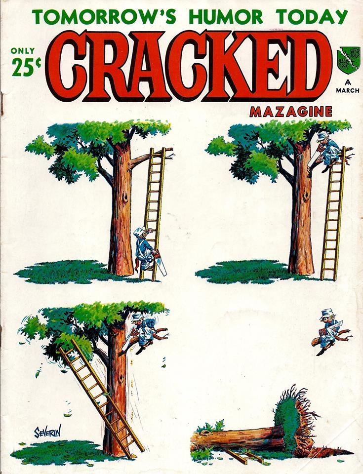 Cracked #42 • USA