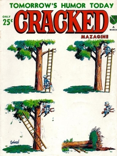 Go to Cracked #42 • USA