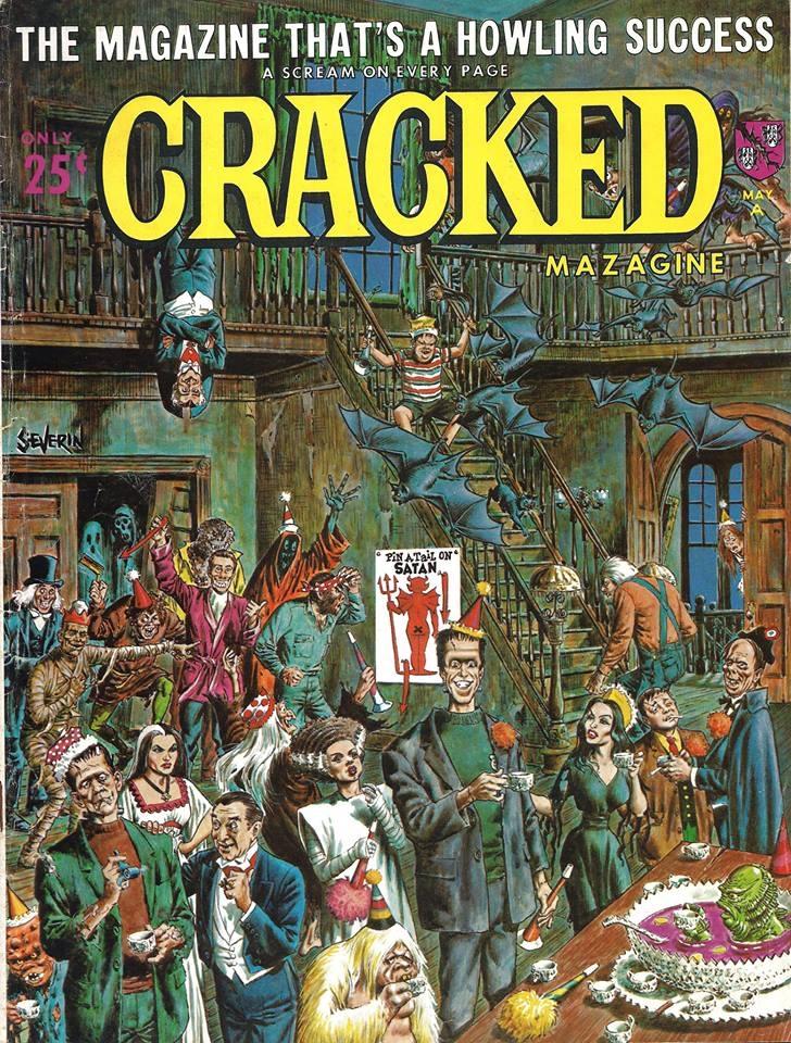 Cracked #43 • USA