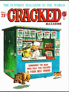 Go to Cracked #44 • USA