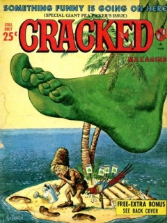 Go to Cracked #45 • USA