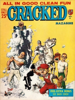 Go to Cracked #46 • USA