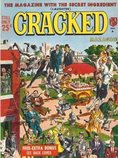 Go to Cracked #47 • USA