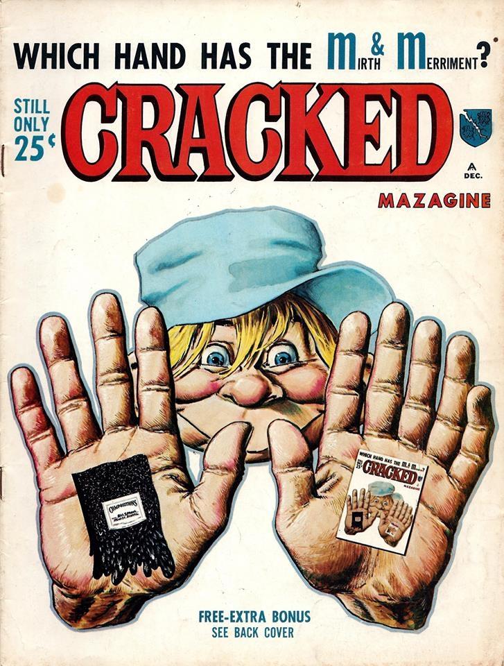 Cracked #48 • USA