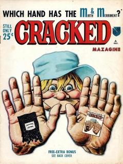 Go to Cracked #48 • USA