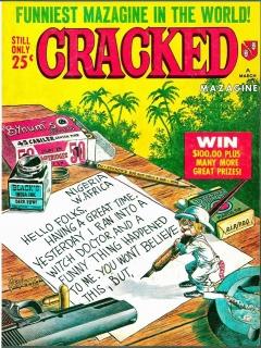 Go to Cracked #50 • USA