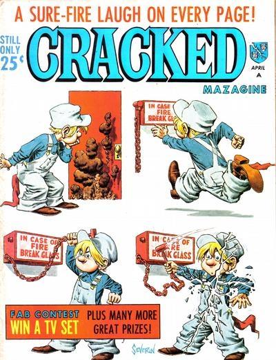 Cracked #51 • USA
