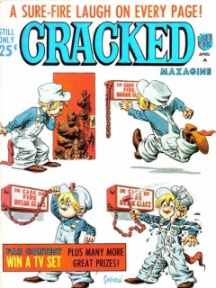 Go to Cracked #51 • USA