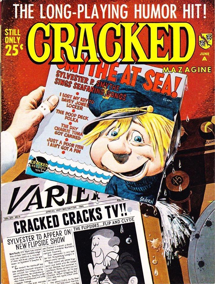 Cracked #52 • USA