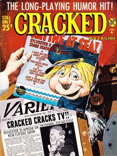 Go to Cracked #52 • USA