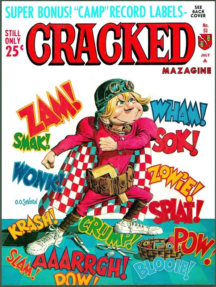 Cracked #53 • USA
