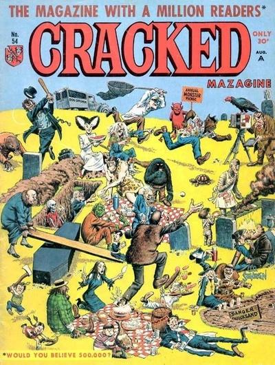 Cracked #54 • USA
