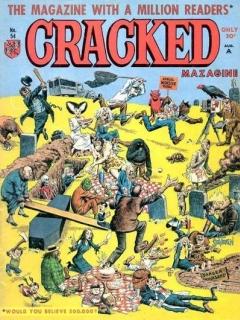 Go to Cracked #54 • USA