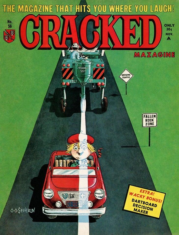 Cracked #56 • USA