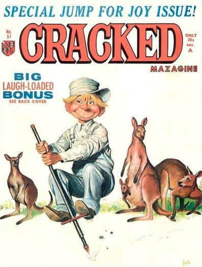 Cracked #57 • USA