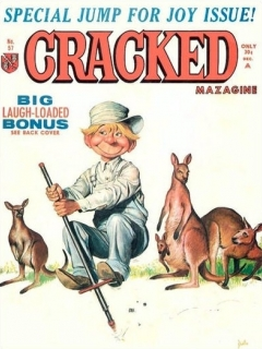 Go to Cracked #57 • USA