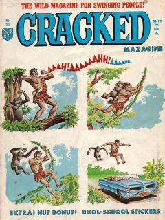 Cracked #58 • USA