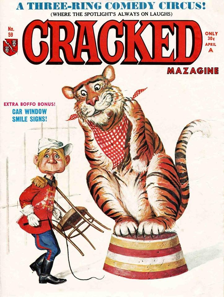 Cracked #59 • USA