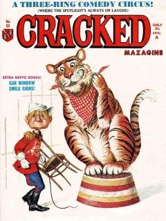 Go to Cracked #59 • USA
