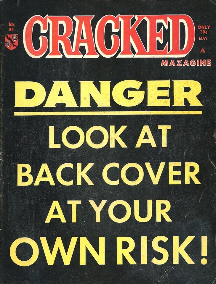 Cracked #60 • USA