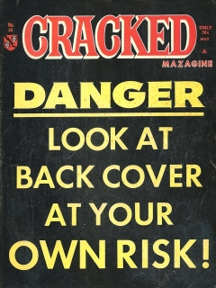 Go to Cracked #60 • USA