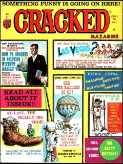 Go to Cracked #61 • USA