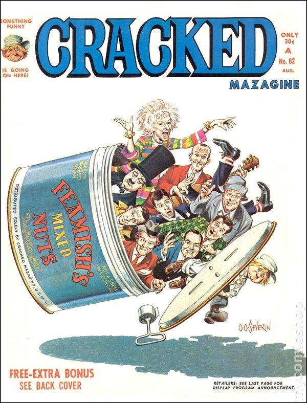 Cracked #62 • USA