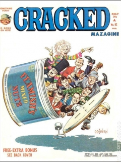 Cracked #62 • USA