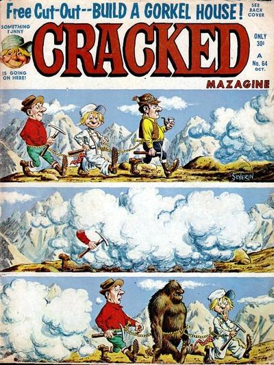 Cracked #64 • USA