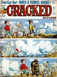 Cracked #64 • USA