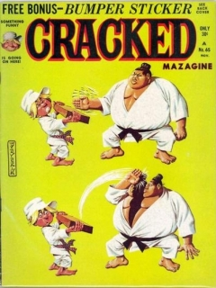 Cracked #65 • USA