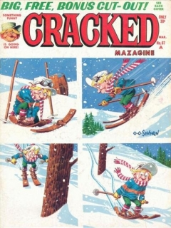 Cracked #67 • USA