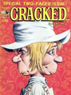 Go to Cracked #69 • USA
