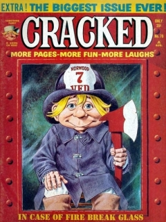 Go to Cracked #70 • USA
