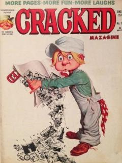 Go to Cracked #71 • USA