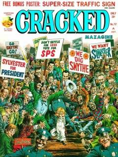 Go to Cracked #72 • USA