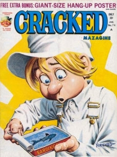 Go to Cracked #74 • USA
