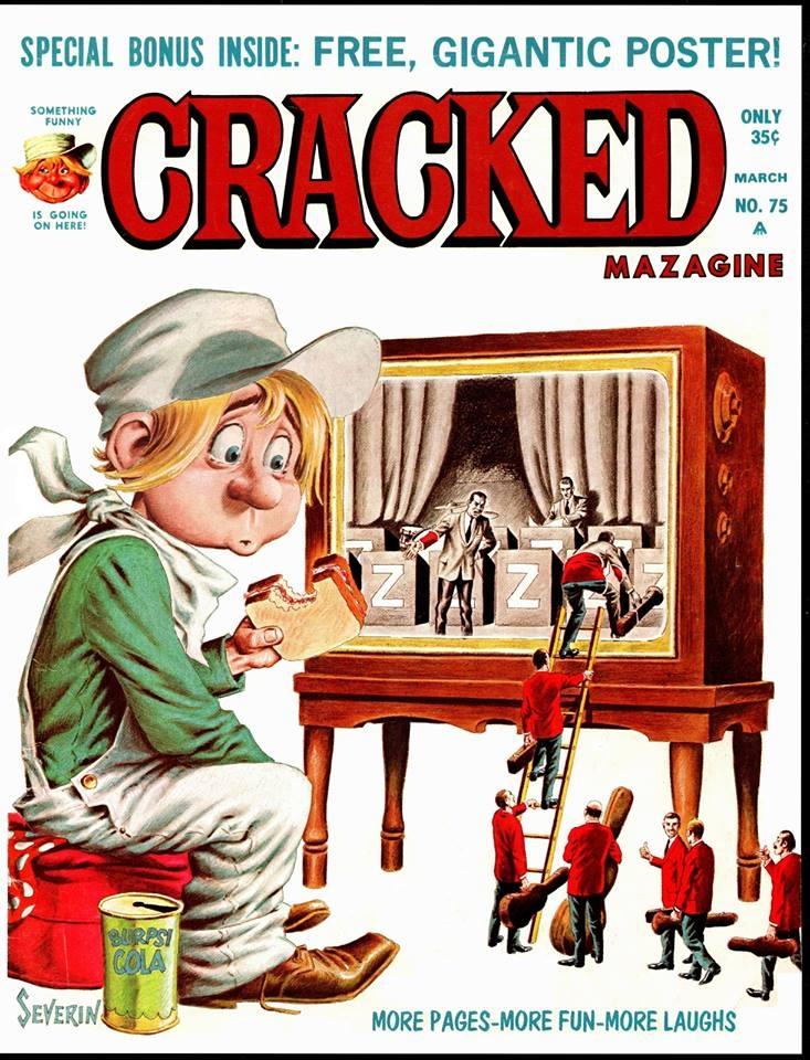 Cracked #75 • USA
