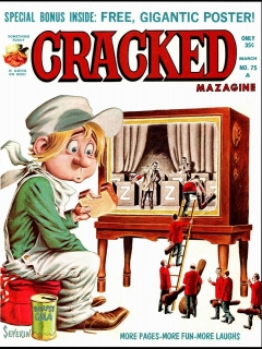 Go to Cracked #75 • USA