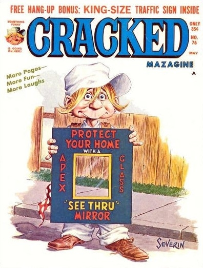 Cracked #76 • USA