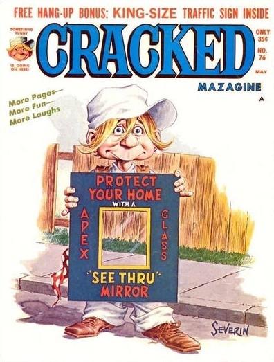 Cracked #76 • USA