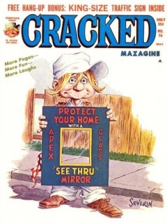 Go to Cracked #76 • USA