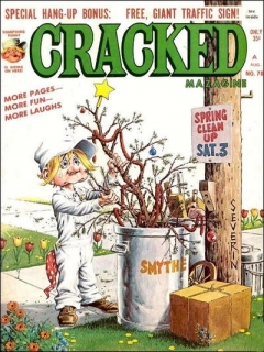 Cracked #78 • USA