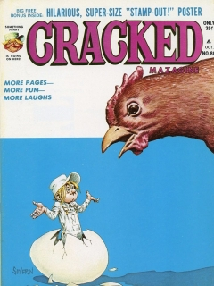 Go to Cracked #80 • USA
